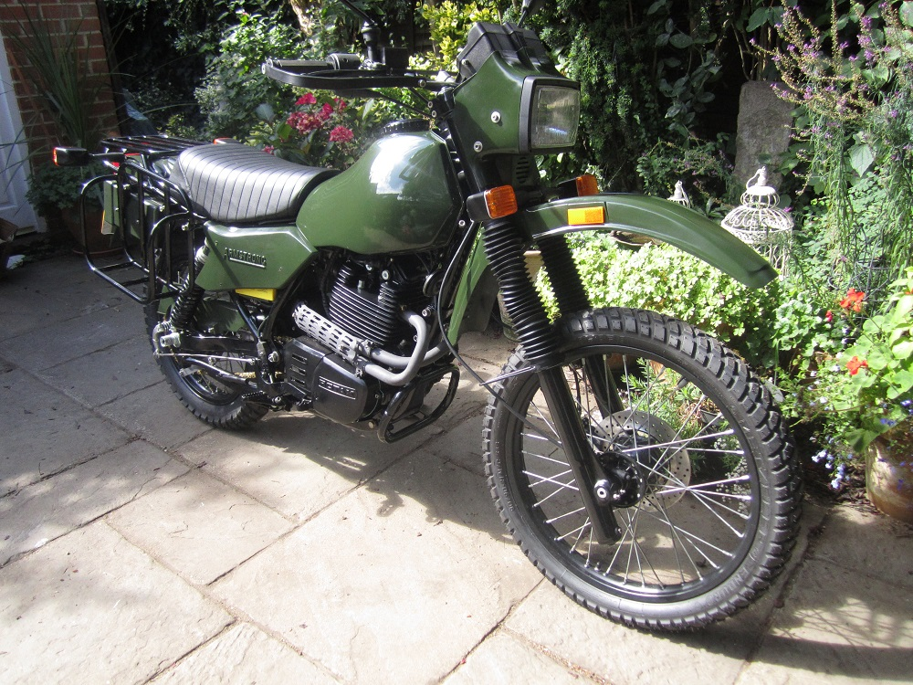 Armstrong MT560 - British Classic Motorcycles